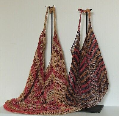 Png - Two Fine Billum Bags.