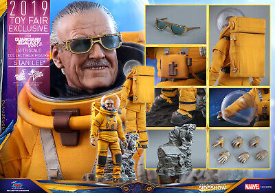 (Au) 2019 Toy Fairs Hot Toys 1/6 Guardians Of The Galaxy Vol.2 Mms545 Stan Lee