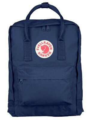 Fjallraven Kanken Backpack Classic 16L (New with tag) Royal Blue