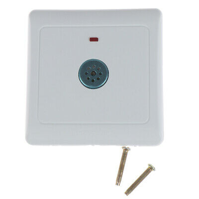 Intelligent Acoustic Light-operated Switch EngineeringCorridor Wall TouchSwitcSG