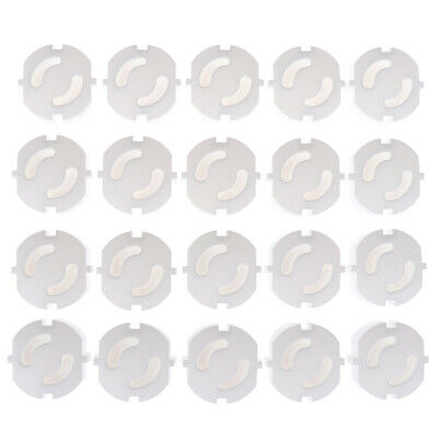 20 Piece of plug -in protection Plugs Safety child protection Plug -iSG