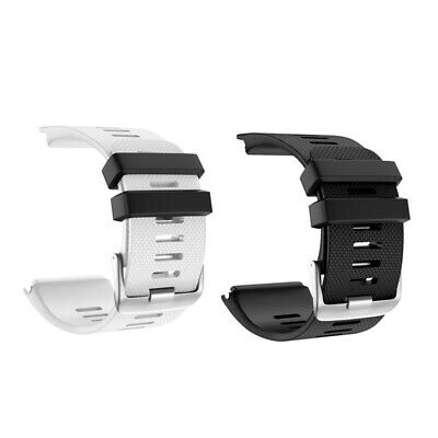 Silicone Watch Band Bracelet Strap for Garmin Vivoactive Hr Smartwatch Acce G7X5