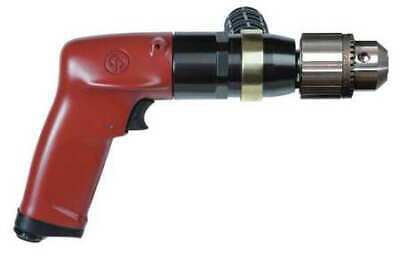 "CHICAGO PNEUMATIC CP1117P05 1/2"" Pistol Air Drill 500 rpm"