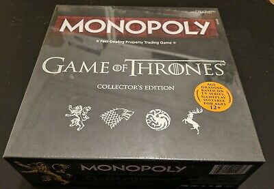 Monopoly Game Of Thrones New Sealed