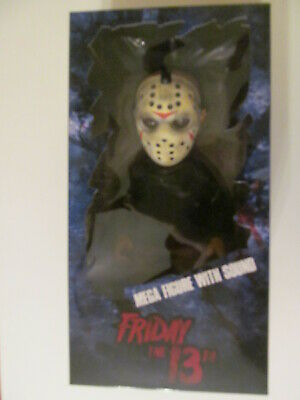 Friday the 13th - Mega Jason Voorhees with Sound - Sealed - Some Wear