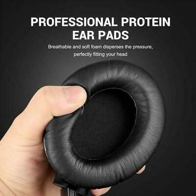 Bluetooth Headphones Wireless Over Ear - with Hi-Fi Playtime Stereo, Hours G3Q0