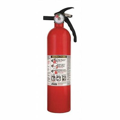 KIDDE 46614220MTL Fire Extinguisher, 1A:10B:C, Dry Chemical, 2-1/2 lb.
