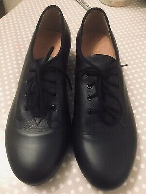 bloch tap shoes Size 8 1/2 worn 3 Times
