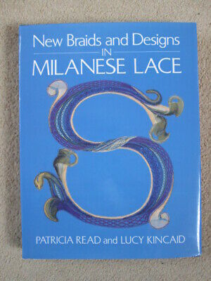 Rare New Braids And Designs In Milanese Lace Pattern Book Patricia Read