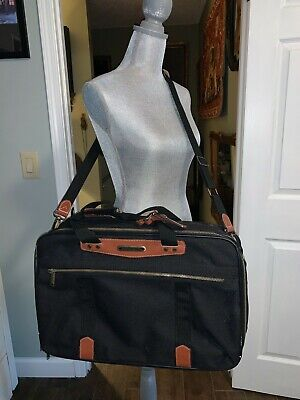 Vintage American Tourist Carry On Luggage