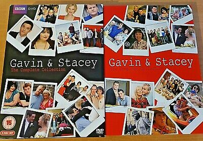 BBC DVD Box Set - Gavin & Stacey The Complete Collection - 6 Disc Set VGC UK