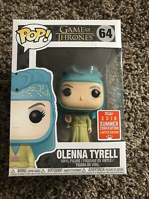Funko Pop! Game Of Thrones Olenna Tyrell SDCC 2018 64
