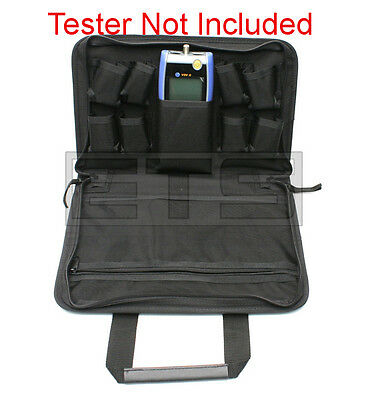"""Ideal Networks VDV II Plus Soft Pouch Carrying Custodia 12"""" x 10"""" x 2.25"""""""