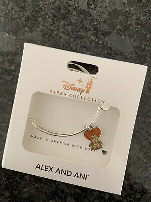 Mickey's Not So Scary Halloween Party Alex and Ani Winifred Sanderson Bracelet