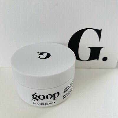 Goop By Juice Beauty Instant Exfoliating Facial 0.5oz