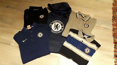 Chelsea Football Club Bundle X5 Nike 12-13 Official Merchandise Great Condition