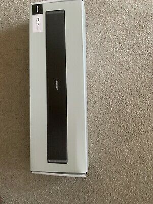 Bose 732522-2110 Solo 5 TV Sound System - Black