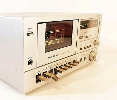 Technics M03 Cassette Deck - Dolby B Concise Component Range - FREE UK DELIVERY