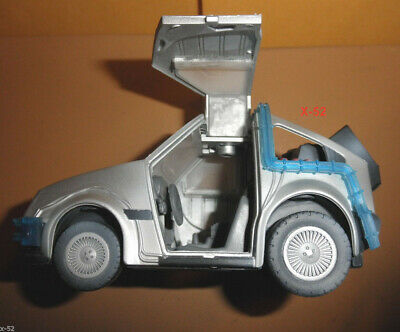 BTTF minimates ICE FROST DELOREAN MARTY radiation BACK TO THE FUTURE figure TOY