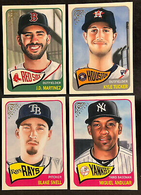 2019 Topps Gallery Baseball Heritage Insert Cards Lot You Pick