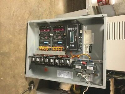 ✨ILG Lighting Controller Parking lot/Building 16 programmable outputs List $800