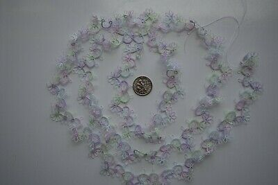 "Tatting/Tatted Lace Edging 39"" (Easter Eggs) NEW"