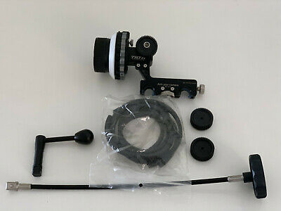 Tilta FF-T03 Follow Focus with Hard Stops, excellent cond, new $650 selling $450