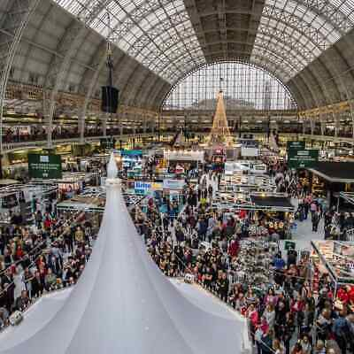 Ideal Home Show Christmas - ANY day tickets