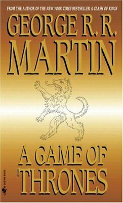 George R.r. Martin - a Game Of Thrones. a Canción Of Hielo y F #B1989890