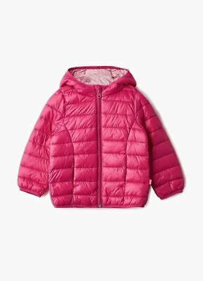 Giubbotto Bambina UNITED COLORS OF BENETTON 2RQ453AO0 Fucsia Mis 11/12 Y