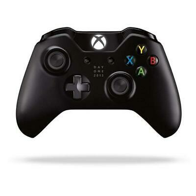 Official Xbox One S Wireless Controller S Version 3.5mm Jack - Black