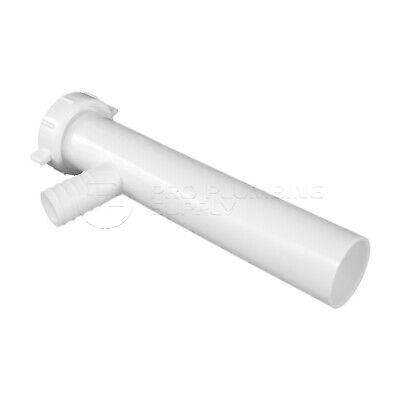 1-1/2 in. Plastic Branch Tailpiece for Tubular Drain Applications