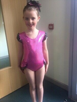 Girls Tap costume