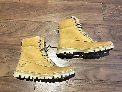 TIMBERLAND EARTHKEEPERS EK Brookton RT Roll Top Womens Boots