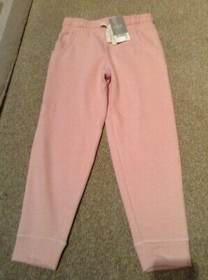 Next Pink Girls Joggers 6 Years