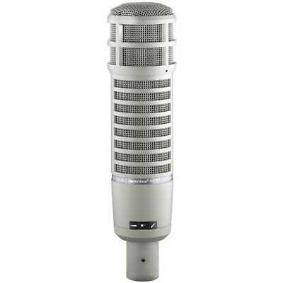 Electro-Voice RE20 Large-Diaphragm Dynamic Microphone