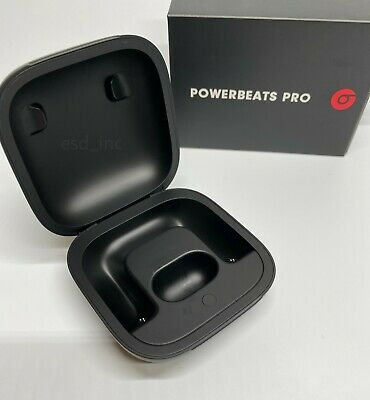 Powerbeats Pro Charging Case Replacement Beats by Dr. Dre Earbuds Genuine OEM
