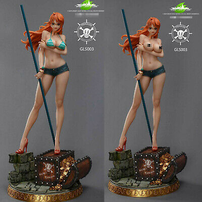 Green Leaf Studio GK One Piece Nami 1/4 Resin Statue GK Model Collectible
