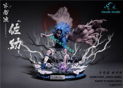 ZH Studio Naruto Uchiha Madara Resin Figurine Statue Model GK 1//6 New Original
