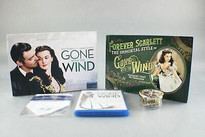 Gone With The Wind 75Th Anniversary Limited Edition Bluray Set Music Box Book