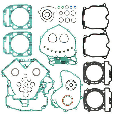 Winderosa Complete Engine & Trans Gasket, O-Ring & Seal Kit for Rebuild 808957