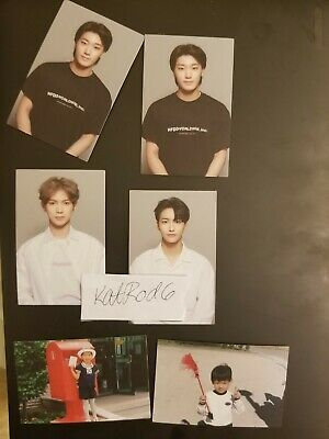 ATEEZ 1st Anniversary EP. FIN All To Action Photocards