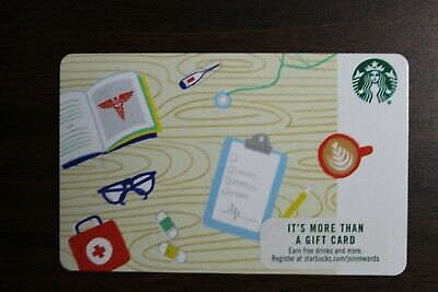 New 2013 Starbucks CORPORATE Card Not in Stores Skyline