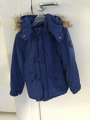boys mayoral coat age 7 used great condition