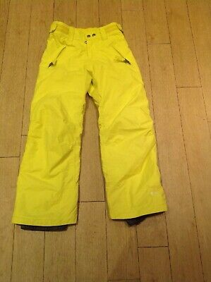 Girls Purple Protest Ski / Snowboard Trousers size 128 (7/8) Good Condition