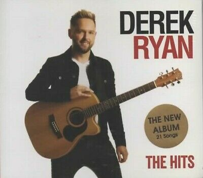 DEREK RYAN - THE HITS - The New Album 21 Songs - CD - IN STOCK NOW
