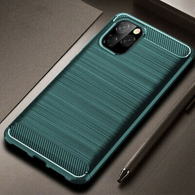 Luxury Bumper TPU Silicone Soft Case For iPhone 11 Pro Max XR XS 5 SE 6 7 8 PLUS