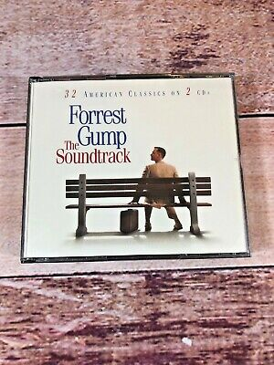Forrest Gump The Soundtrack (1994, CD) 2 CD Set