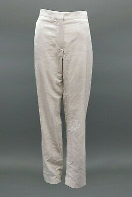 NWT$1495 Brunello Cucinelli Womens Virgin Wool Wide-Leg Dress Pants 42// 6US A191