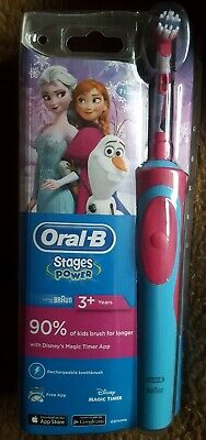 Oral-B Stages Power Kids Disney Frozen Electric Toothbrush